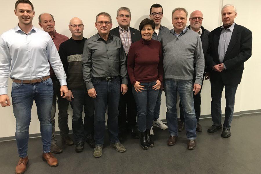 Vorstand SPD Grebenhain